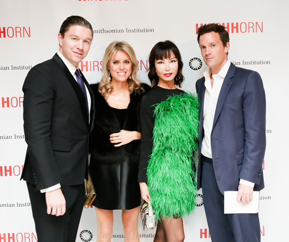Sophie Neuendorf, Philippe Hoerle Guggenheim, Jacob Pabst, and Yung Hee Kim